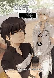 Grey is...