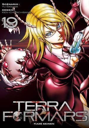 Terra Formars - 187