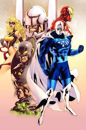 Adam - Legend Of The Blue