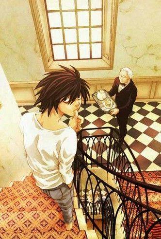 Death Note - Wammy's House