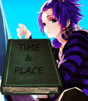 Book Of Time & Place
