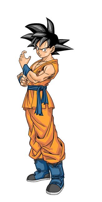الكشف عن شكل Goku الجديد في سلسلة Dragon Ball Super